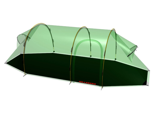 Hilleberg Nammatj 3 GT - Accessoire tente - noir